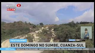 Festisumbe - Este Domingo no Sumbe, Cuanza-Sul