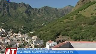 Grupo Região Tour Entretenimento leva caravana à ilha de São Nicolau para interc