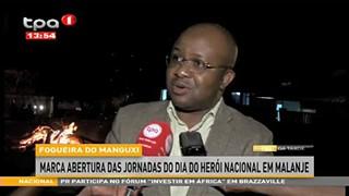 Feira do Manguxi marca abertura das Jornadas do dia do Hero?i Nacional em Malanj