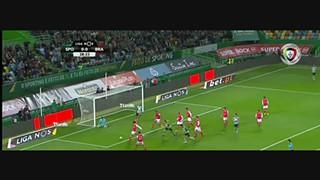 Sporting CP, Jogada, S. Coates, 29m
