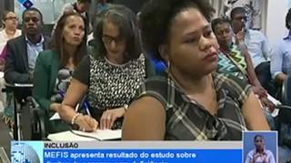 MEFIS apresenta resultado do estudo sobre direitos de pessoas com deficiência