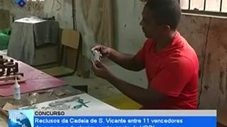 Reclusos da Cadeia de São Vicente entre 11 vencedores do concurso de design e ar