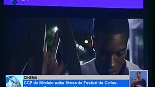 Centro Cultural Português do Mindelo exibe filmes do festival de curtas-metragen