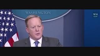 Sean Spicer: as gafes que ficam para a história