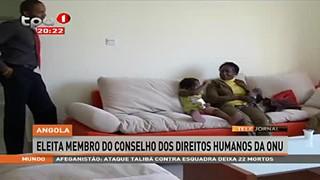 Angola eleita membro do Conselho de Direitos Humanos da ONU
