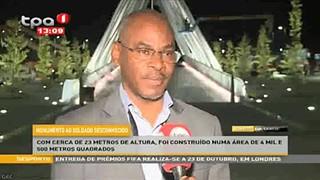 Conheça o Monumento ao Soldado Desconhecido em Luanda