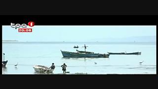 Embarcac?a?o de pequeno porte desaparece com 5 pescadores