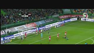 Sporting CP, Caso, Gelson Dala, 47m
