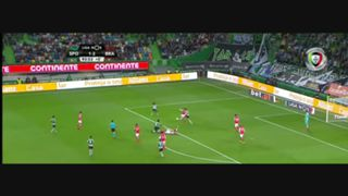 Sporting CP, Caso, Alan Ruiz, 95m