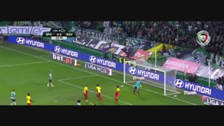 Sporting CP, Golo, Gelson Martins, 24m, 1-0