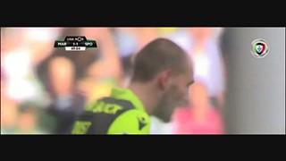 Sporting CP, Jogada, Bas Dost, 50m