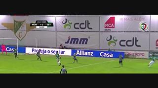 Moreirense FC, Jogada, J. Cádiz, 45m