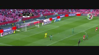 SL Benfica, Caso, A. Zivkovic, 61m