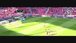 SL Benfica, Caso, Luisão, 41m