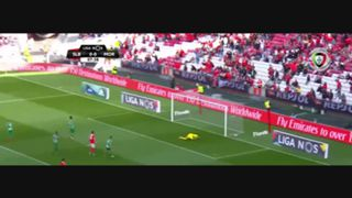SL Benfica, Jogada, Álex Grimaldo, 8m