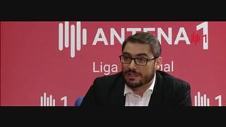 João Oliveira na Antena 1 Governo põe na mão dos patrões a decisão leis laborais