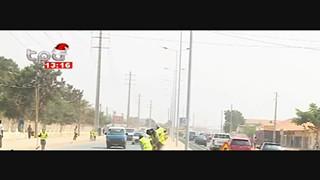 Mobilidade em Luanda-Circulac?a?o na Zona sul mais ra?pida  e segura