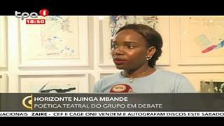 Horizonte Njinga Mbande - Poe?tica teatral do grupo em debate