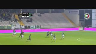 Vitória FC, Jogada, Edinho, 87m