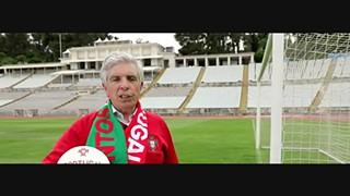 Ex-embaixador Robert Sherman junta-se novamente a Portugal para apoiar em vídeo
