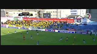 Estoril Praia, Jogada, J. Aguilar, 60m