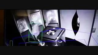 Vídeo mostra roubo de jóias da família real do Qatar em Veneza