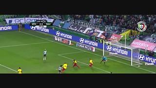 Liga (27ªJ): Resumo Flash Sporting CP 2-0 Rio Ave FC
