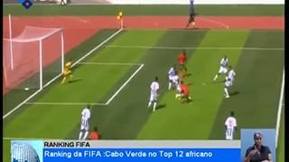 Ranking da FIFA: Cabo Verde no top 12 africano