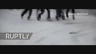 Violência em Calais
