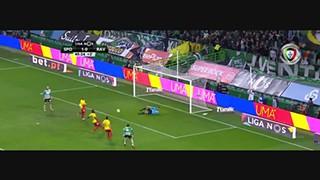Sporting CP, Jogada, Rodrigo Battaglia, 46m