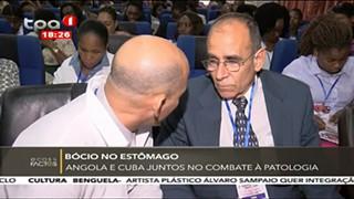 Bo?cio no Esto?mago - Angola e Cuba juntos no combate a? patologia