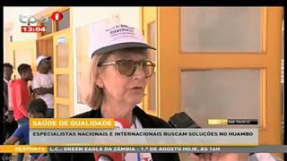 """""""Saúde de Qualidade"""" Especialistas nacionais e internacionais buscam soluções"""