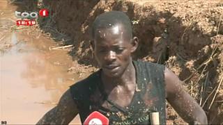 Kwanza-Norte - Autoridades preocupadas com o aumento da quantidade de buracos pr