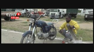 Motorizadas Legalizadas-Devolvidas aos proprietários em Benguela