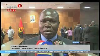 Huambo - Governo quer transpare?ncia na governac?a?o