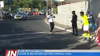 Corrida de São Silvestre da Praia confirmou o bom momento de forma dos atletas W