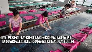 'Detox' da indústria têxtil