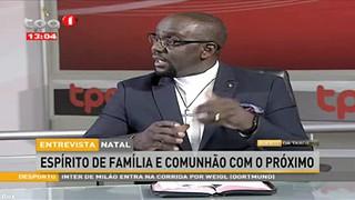Entrevista Natal- Espírito de família e comunhão com o próximo