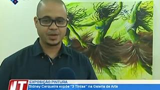 Sidney Cerqueira expõe