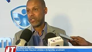 Sistema das Nações Unidas e Emprofac analisam alternativas para fornecer medicam