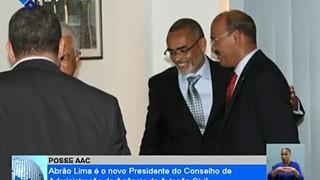 Abraão Lima é o novo Presidente do Conselho de Administração da Agência da Aviaç