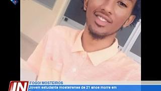 Jovem estudante mosteirense de 21 anos morre em Portugal vítima de espancamento