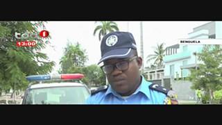 Acidente em Benguela - 11 Mortos e 3 feridos