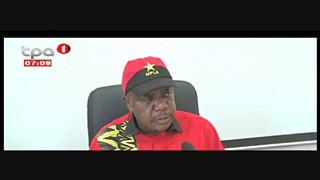 Autarquias - MPLA mobiliza militantes em Malanje