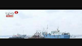 Descarga ele?ctrica, 2 mortos e 4 embarcac?o?es destruidas na ilha de Luanda