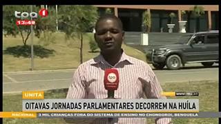 UNITA - Oitavas Jornadas Parlamentar decorrem na Hui?la