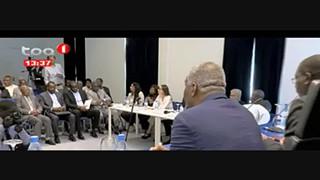 Restos mortais de Jonas Savimbi - Confirmado DNA
