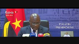 Passaportes, emissa?o em Luanda 15 dias e no interior do pais 30 dias