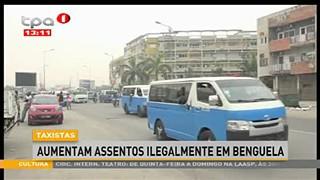 Taxista - Aumentam assentos ilegalmente em Benguela