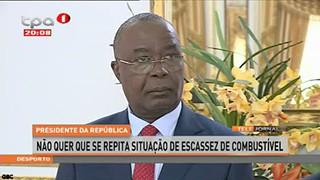 Presidente da República não quer que se repita situção de escassez